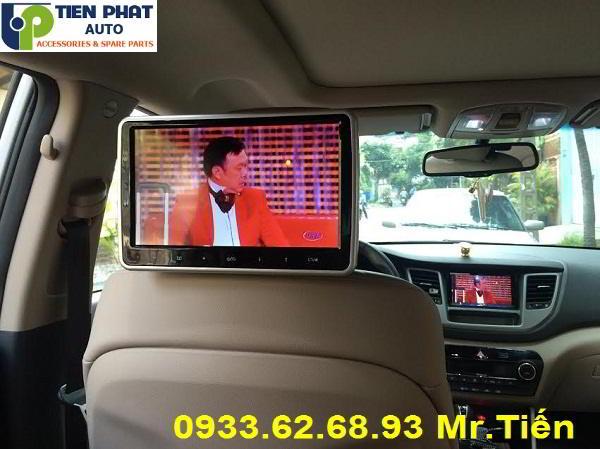 Màn Hình Gối Đầu Kẹp Gối 10 Inch Full HD